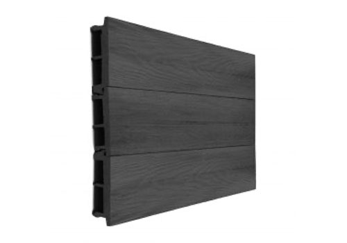 Teckwood Perennial Composite Cladding - Tudor Black