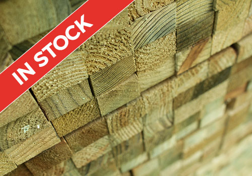 Roofstore promotions - timber battens